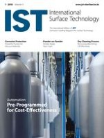 IST International Surface Technology 1/2018