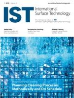 IST International Surface Technology 1/2019