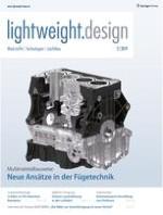 Lightweight Design 2/2019