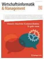 Wirtschaftsinformatik & Management 3/2019