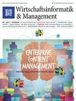 Wirtschaftsinformatik & Management 4/2012