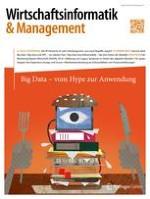 Wirtschaftsinformatik & Management 6/2016