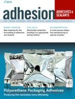 ADHESION ADHESIVES&SEALANTS 1/2015