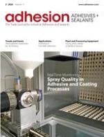 adhesion ADHESIVES + SEALANTS 2/2020