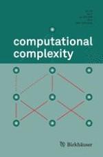computational complexity 3/2014