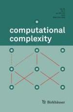 computational complexity 3/2016
