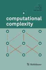 computational complexity 3/2018