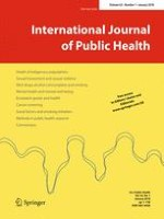 International Journal of Public Health 1/2018