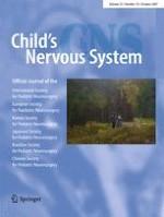 Child's Nervous System 10/2007