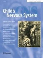 Child's Nervous System 4/2008