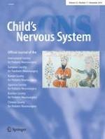 Child's Nervous System 11/2016