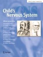 Child's Nervous System 9/2016