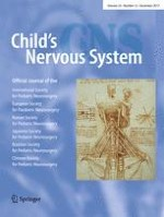 Child's Nervous System 12/2017