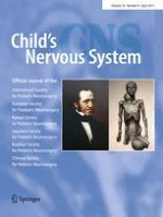 Child's Nervous System 4/2017