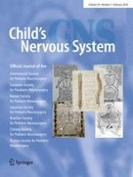 Child's Nervous System 2/2018