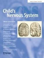Child's Nervous System 4/2018