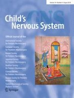 Child's Nervous System 8/2018