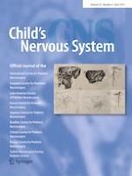 Child's Nervous System 4/2019