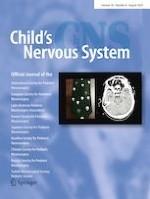 Child's Nervous System 8/2020