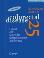 International Journal of Colorectal Disease 9/2010
