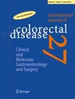 International Journal of Colorectal Disease 1/2012