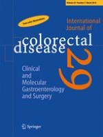 International Journal of Colorectal Disease 3/2014