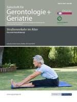 Zeitschrift für Gerontologie und Geriatrie 3/2009