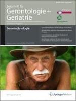 Zeitschrift für Gerontologie und Geriatrie 4/2010