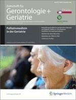 Zeitschrift für Gerontologie und Geriatrie 6/2010