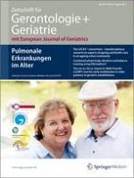 Zeitschrift für Gerontologie und Geriatrie 4/2011