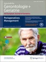 Zeitschrift für Gerontologie und Geriatrie 2/2014