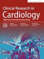 Clinical Research in Cardiology 10/2019