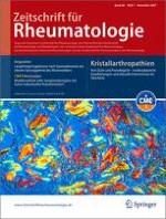 Zeitschrift für Rheumatologie 7/2007
