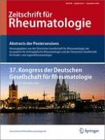 Zeitschrift für Rheumatologie 1/2009