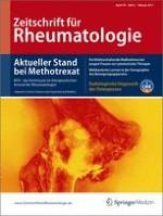 Zeitschrift für Rheumatologie 2/2011