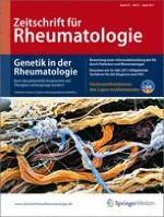 Zeitschrift für Rheumatologie 3/2011