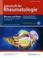 Zeitschrift für Rheumatologie 1/2016
