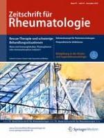 Zeitschrift für Rheumatologie 10/2016