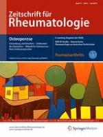 Zeitschrift für Rheumatologie 5/2016