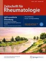 Zeitschrift für Rheumatologie 7/2016