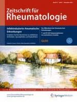Zeitschrift für Rheumatologie 9/2016