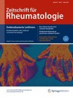 Zeitschrift für Rheumatologie 2/2017
