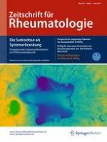 Zeitschrift für Rheumatologie 5/2017