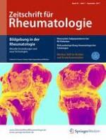 Zeitschrift für Rheumatologie 7/2017