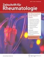 Zeitschrift für Rheumatologie 10/2019
