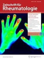 Zeitschrift für Rheumatologie 1/2020