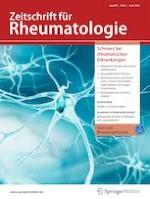 Zeitschrift für Rheumatologie 3/2021