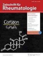 Zeitschrift für Rheumatologie 4/2021