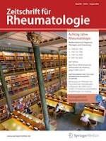 Zeitschrift für Rheumatologie 6/2021