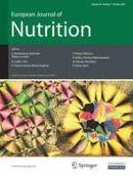 European Journal of Nutrition 7/2007